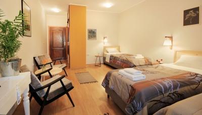 Triple Room Vila Dunavski Raj B&B Vinci, Golubac, Serbia